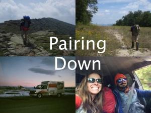 Pairing Down